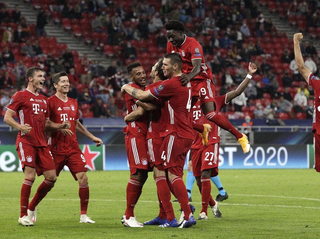 Bayern Vs Sevilla: Menang 2-1, Die Roten Juara Piala Super Eropa