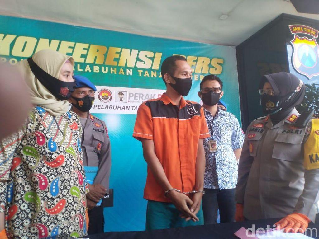 Bermodus Bisikan Gaib, Pria Ini Begal Payudara 3 Wanita di Surabaya