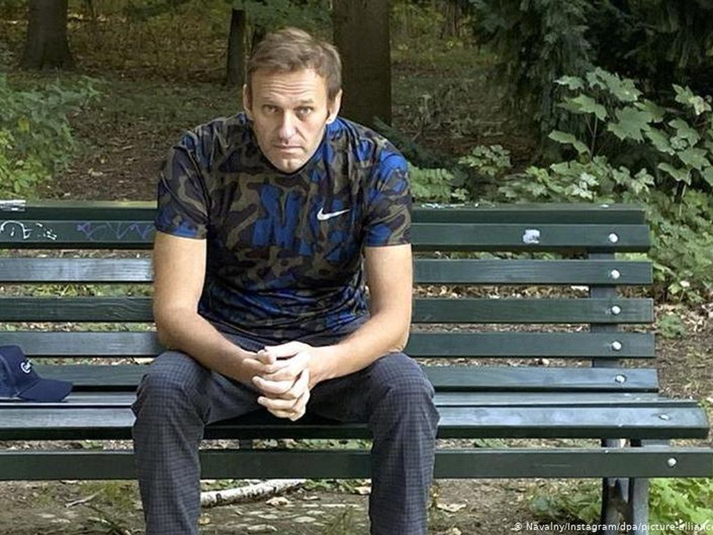 Alexei Navalny Muncul di Video Pertama Sejak Koma, Kondisinya Terus Membaik