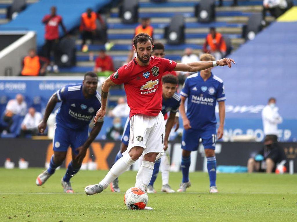 Bruno Fernandes: Penalti Itu Bagian dari Permainan