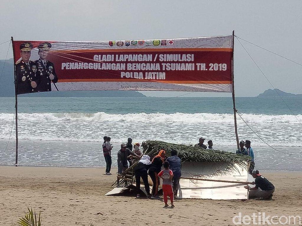 Ada Potensi Tsunami di Banyuwangi, Bupati Anas Siapkan Antisipasi