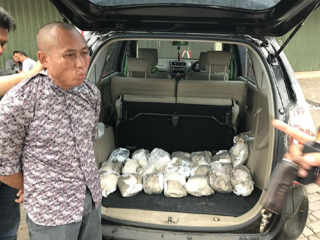 Ditjen Pas Akui Petugas Lalai Terkait Kaburnya Napi Narkoba dari LP Tangerang
