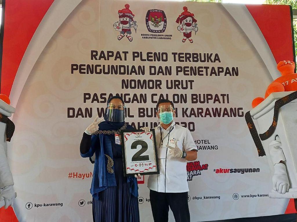 Tuding Cellica-Aep Money Politik, Ketua NU Karawang Minta Maaf
