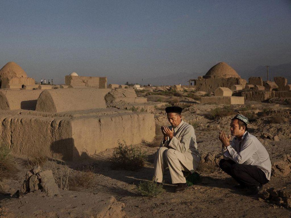 Parlemen Inggris Serukan Tindakan Terhadap China Soal Uighur