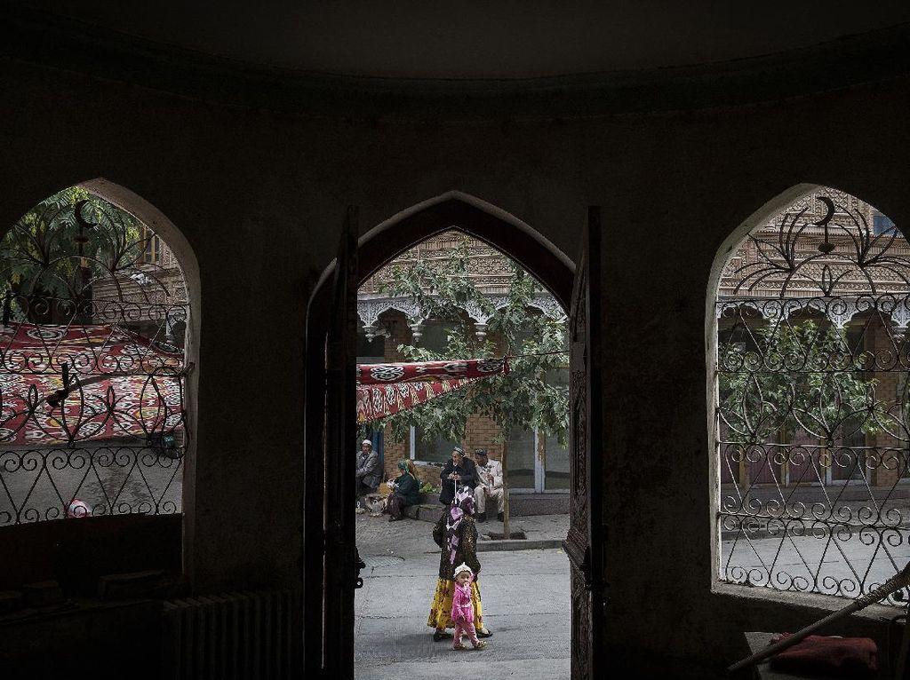 Catat 137 Kasus Baru Corona, Xinjiang Gelar Tes Massal