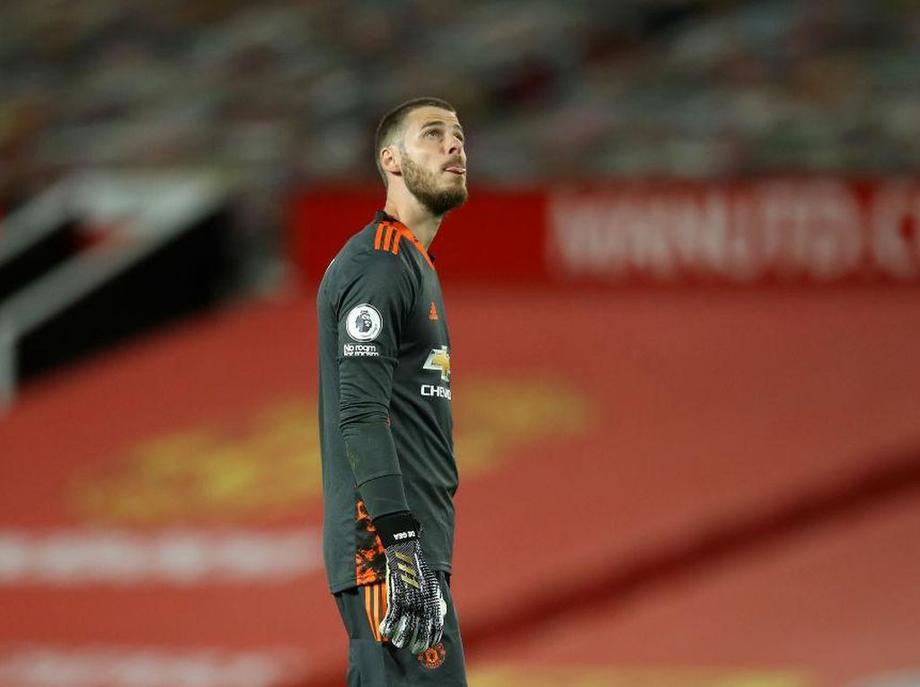 Newcastle Vs MU: Bisa Clean Sheet, De Gea?