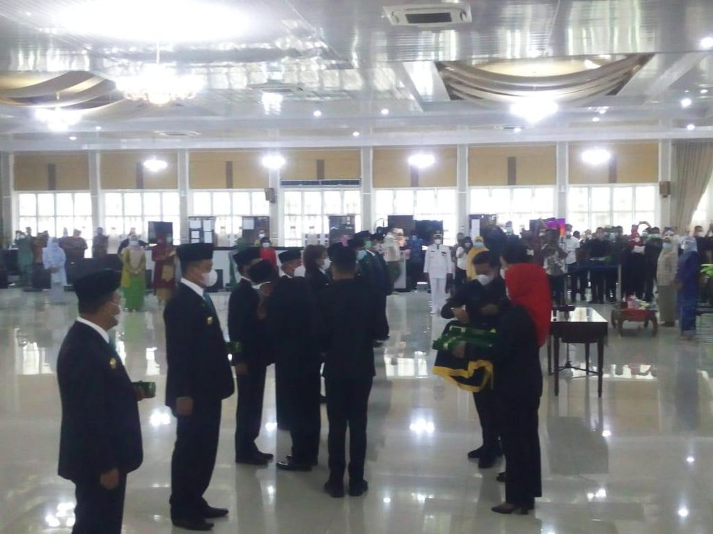 Lasro Marbun, Eks Pejabat DKI yang Dicopot Ahok Kini Jadi Pjs Bupati Samosir