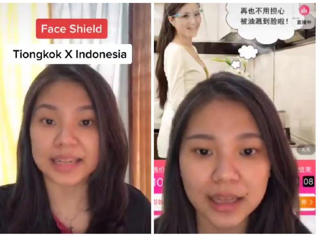 Face Shield Ini Ternyata Diciptakan Sebagai Pelindung Cipratan Minyak