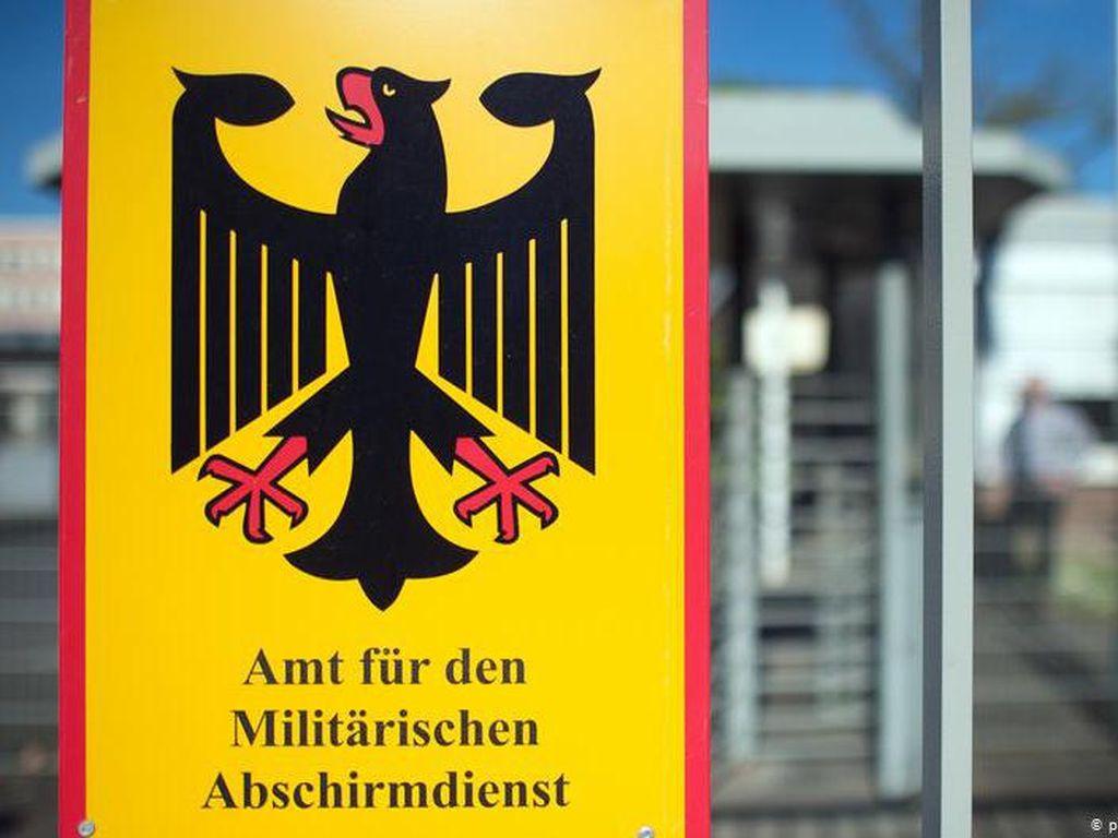 Gagal Tangkal Ekstrem Kanan, Menhan Jerman Pecat Direktur Intelijen Militer