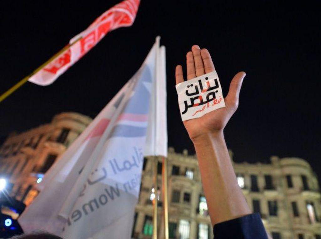 Mesir Tangkap Saksi Kasus Pemerkosaan Beramai-ramai di Hotel Mewah