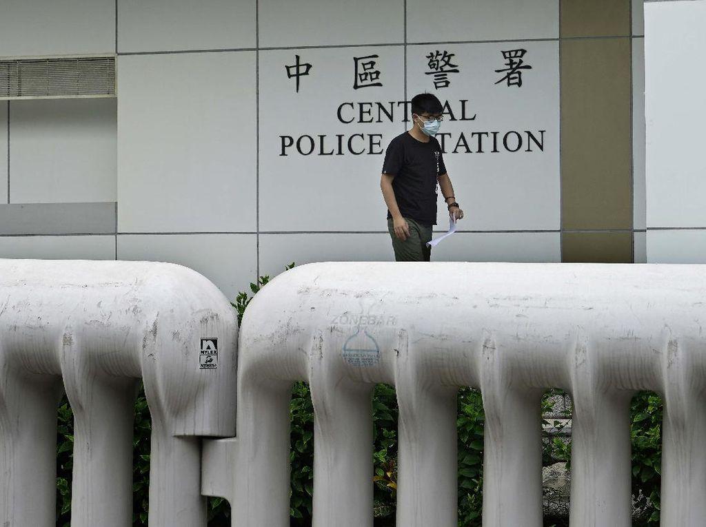 10 Aktivis Hong Kong Pro-demokrasi Ditangkap, Bakal Diadili di China
