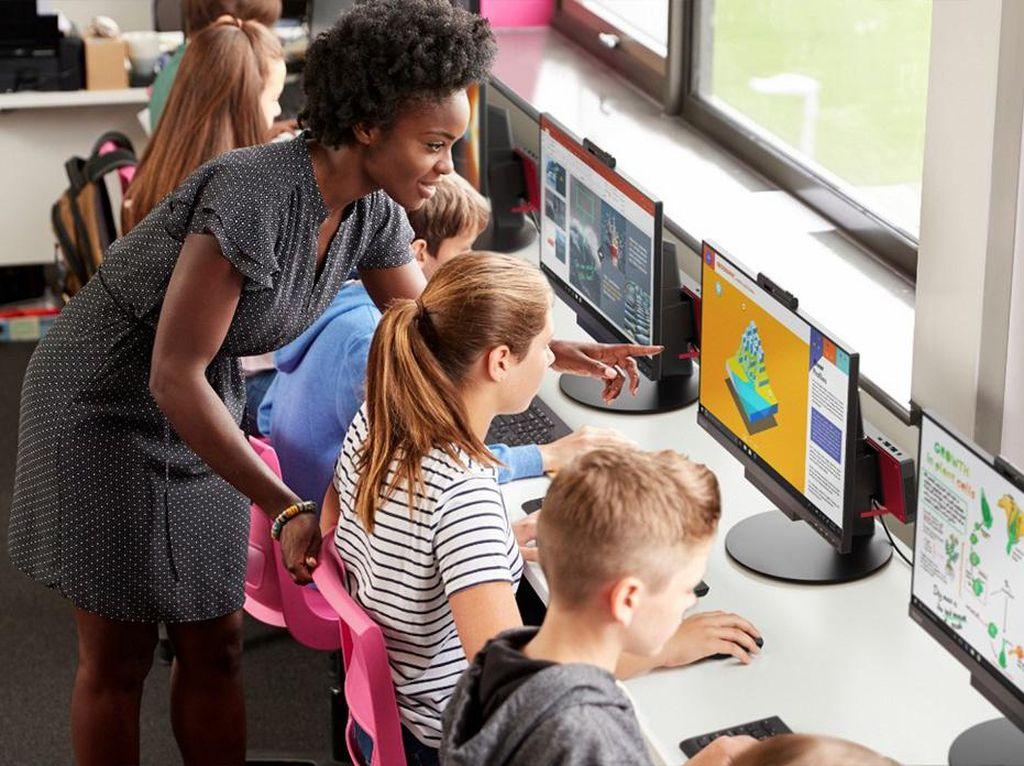 Lenovo EdVision, Mendorong Transformasi Digital di Sektor Pendidikan