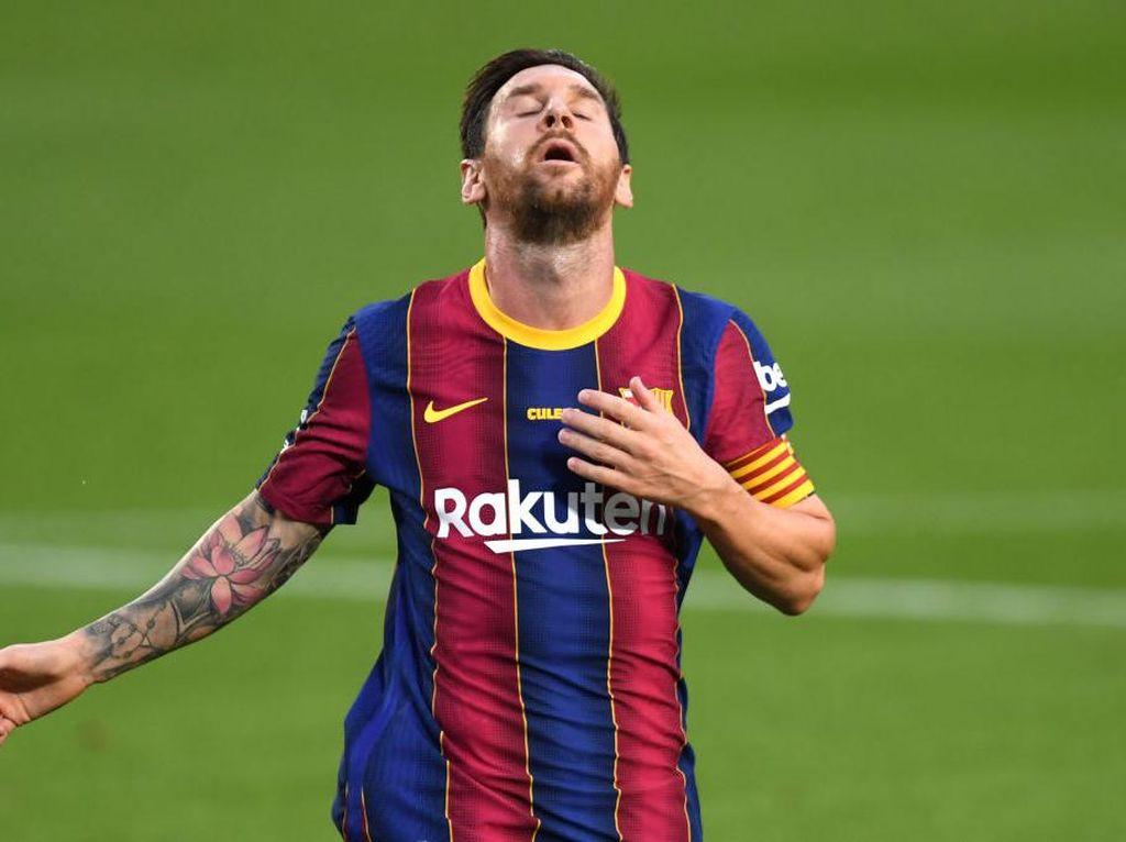 Lionel Messi Batal Hengkang, Karyawan Barcelona Ngaku Kecewa