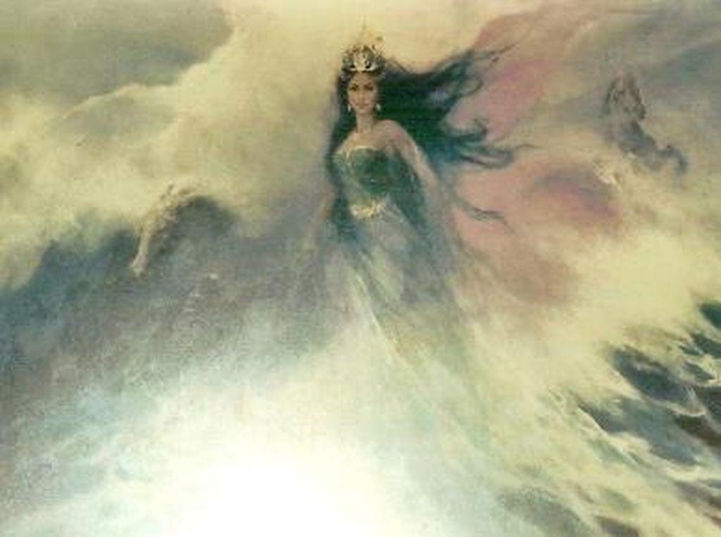 Peneliti LIPI: Mitos Ratu Kidul Merekam Peristiwa Tsunami Masa Silam