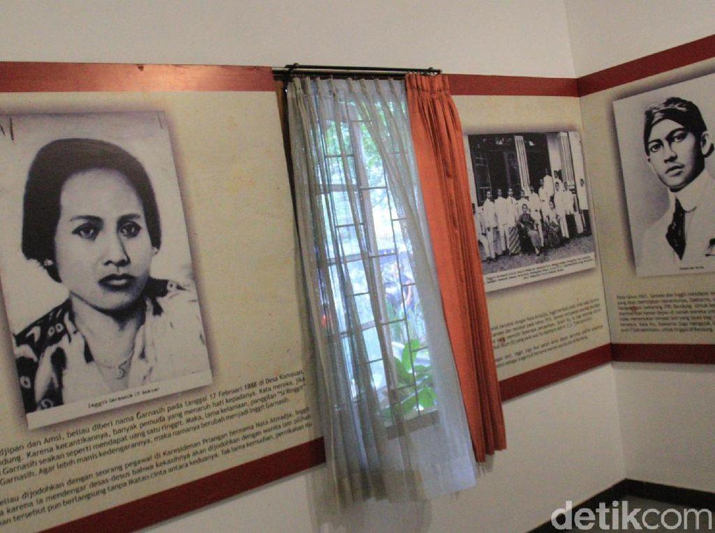 Surat Cerai, Bukti Cinta Sukarno pada Inggit Garnasih