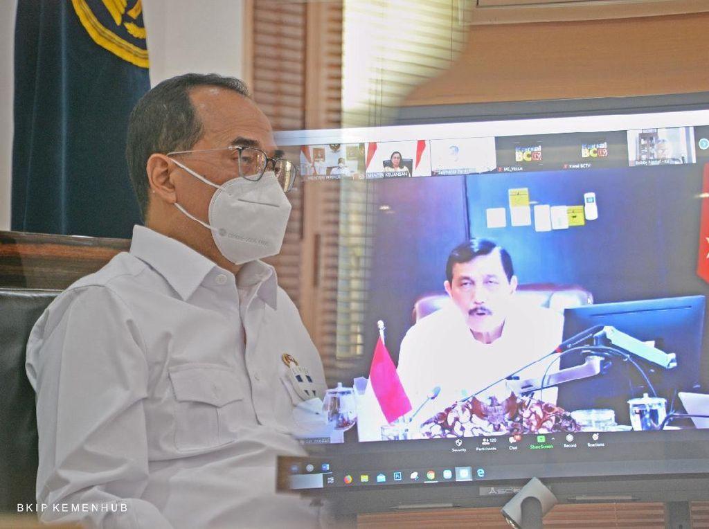 Kemenhub Antisipasi Bencana Hidrometeorologi di Bandara & Pelabuhan