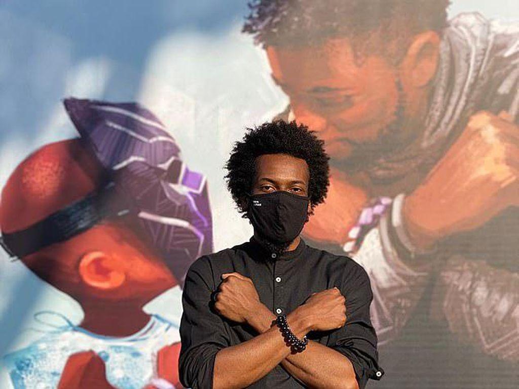 Mengenang Warisan Chadwick Boseman di Kampung Halamannya