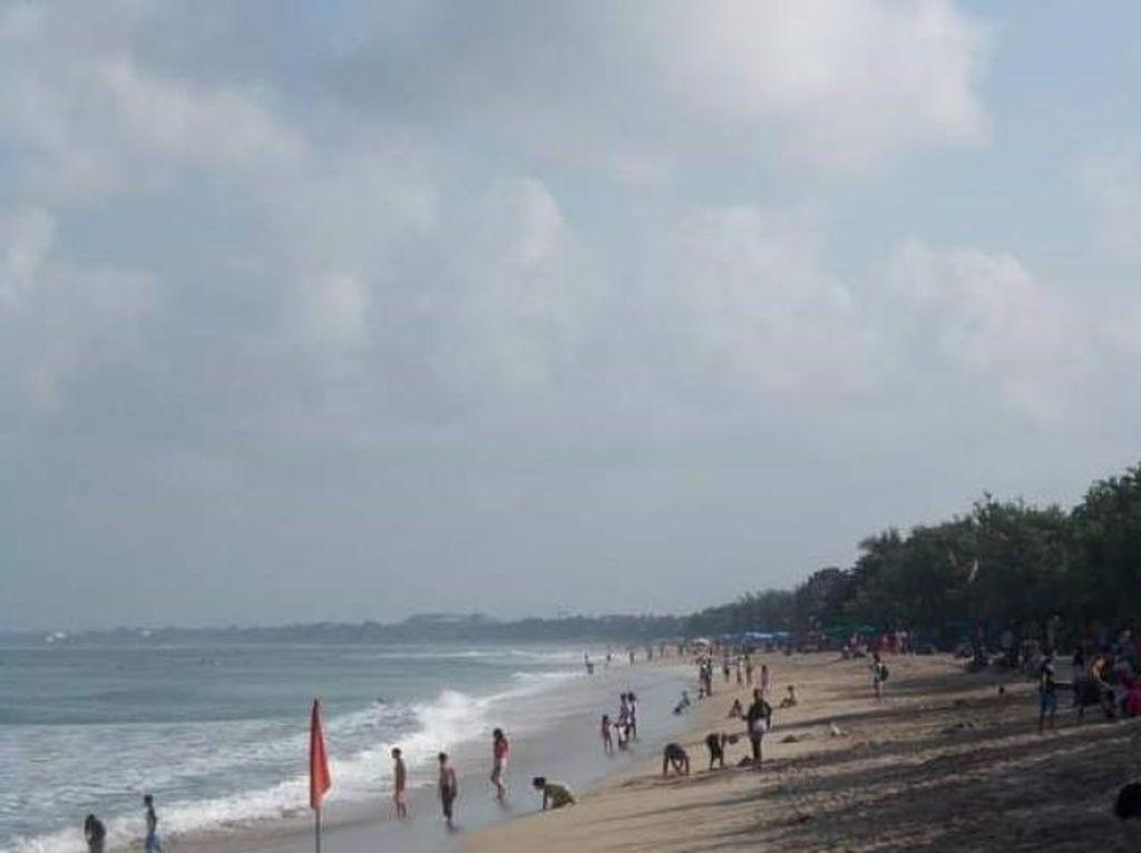 Pantai Kuta Bali yang Selalu Menawan