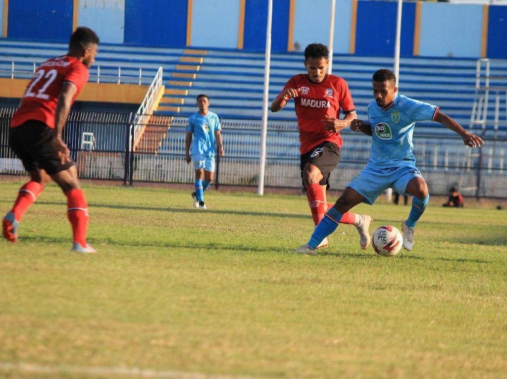 Uji Coba Lawan Madura United, Persela Mulai Temukan Kerangka Tim
