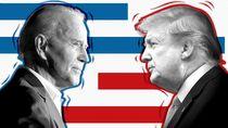Panas! Biden Sebut Trump Pembohong Saat Debat Capres AS