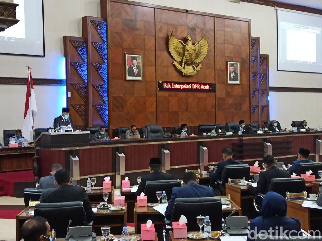 Plt Gubernur Disebut Langgar Sumpah, Anggota DPR Aceh Ini Usul Pemakzulan