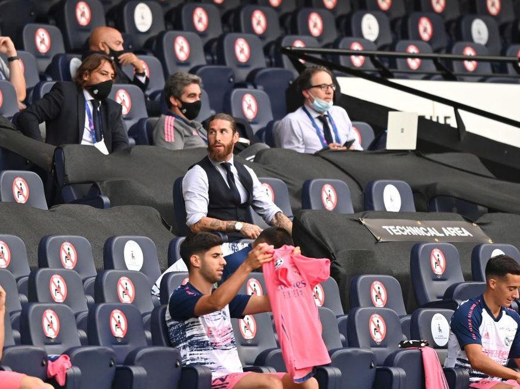 Liga Champions dan Liga Europa Izinkan Lima Pergantian Pemain