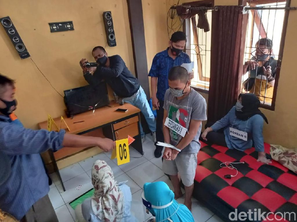 Ortu Sadis Lakoni 13 Adegan Bunuh-Kubur Anak yang Susah Belajar Online