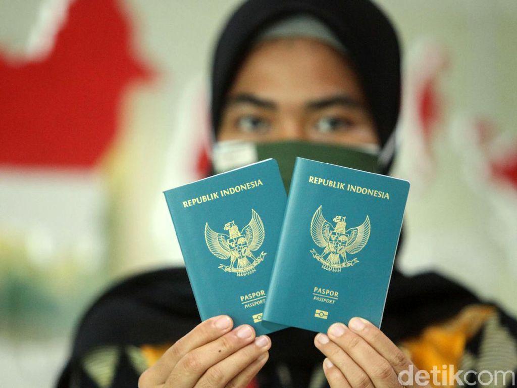Pembuatan Paspor di Parepare Masih Minim Meski Umroh Dibuka Lagi