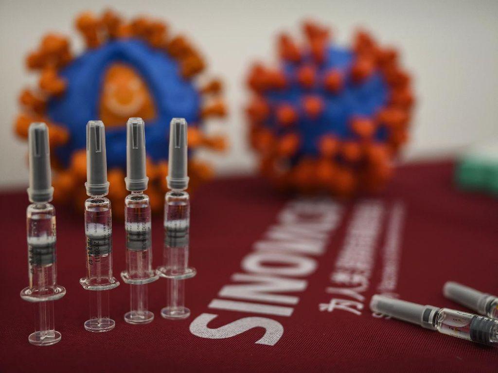 3 Fakta Pengadaan Vaksin Corona