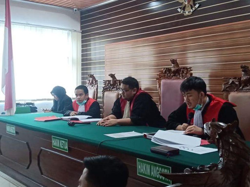 Kontrol Penyelundupan 6 Kuintal Ganja, Napi LP Tangerang Divonis Mati