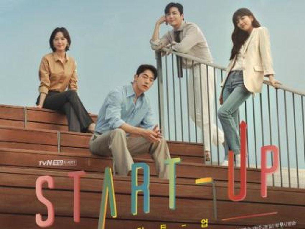 Sinopsis Start-Up, Drakor Terbaru Suzy dan Nam Joo Hyuk Tayang Oktober