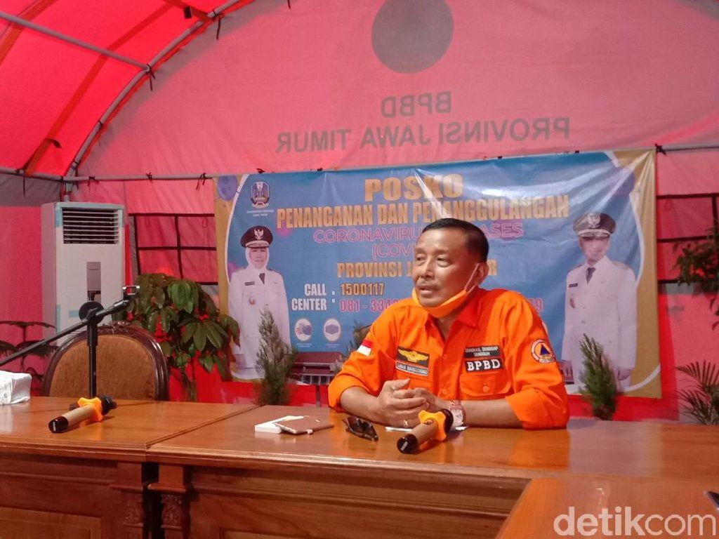 Gercep BPBD Jawa Timur Antisipasi Potensi Tsunami