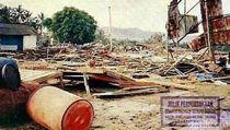 Imbas Tsunami Banyuwangi 1994 Tenggelamkan Satu Dusun di Malang
