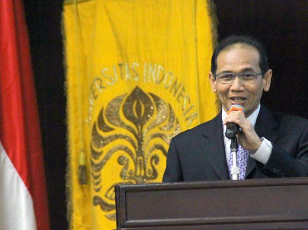 Jubir Pemerintah: Akmal Taher Masih Tetap Dukung Satgas COVID-19