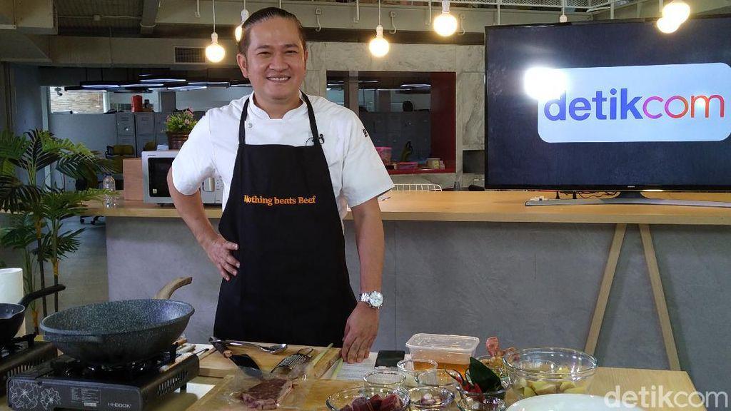 Keseruan dXpertise, Masak Daging Australia Bareng 5 Celebrity Chef
