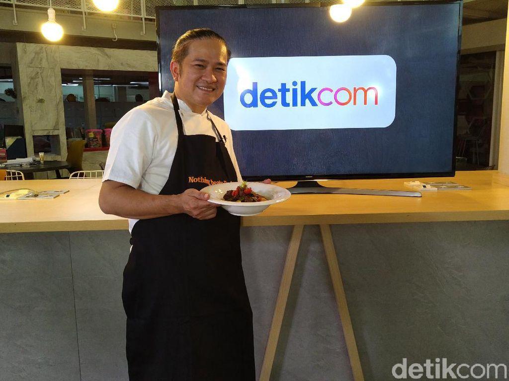 Chef Chandra Bocorkan Rahasia Resep Semur Daging Andalannya