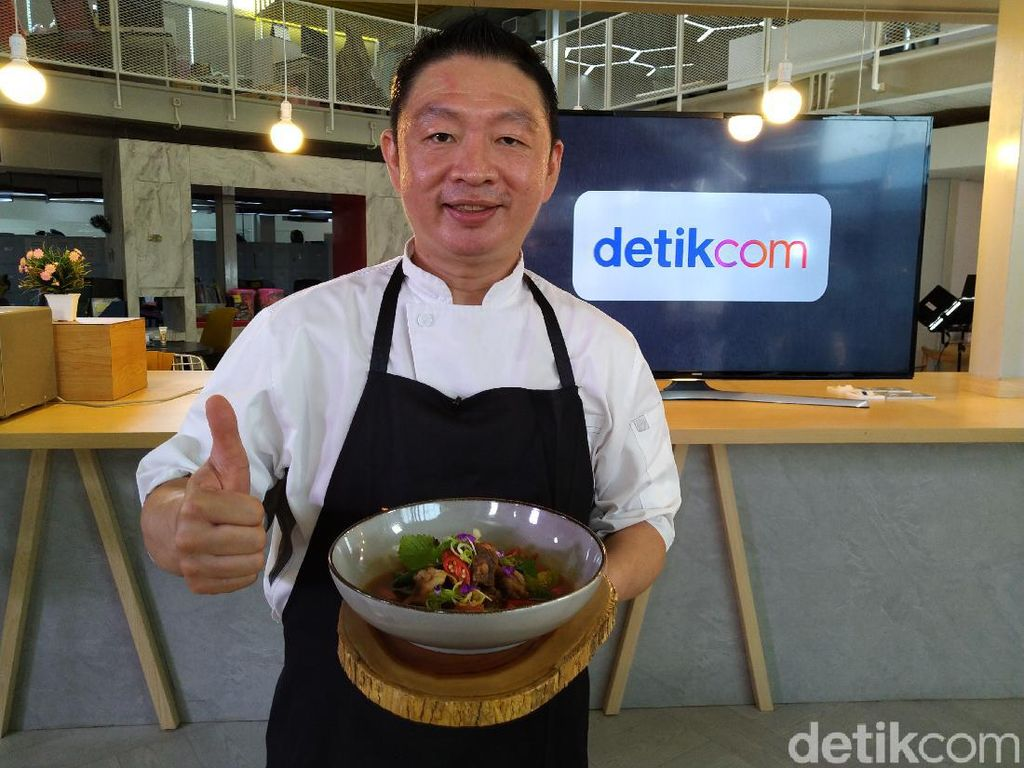 Chef Stefu Kupas Habis Rahasia Lezatnya Pindang Daging Australia