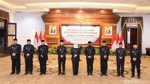 Gubernur Khofifah Kukuhkan Enam Pjs Bupati dan Wali Kota