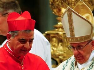 Diduga Selewengkan Sumbangan, Kardinal Vatikan: Saya Tak Curi Satu Euro Pun