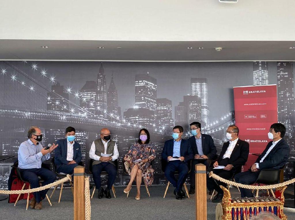 Dubes Indonesia Cerita Diplomasi Vaksin di Bratislava Slowakia