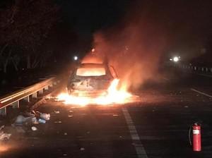 Dua Penyebab Utama Mobil Bisa Terbakar