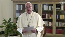 Paus Fransiskus: Orang Miskin Harus Lebih Dulu Dapatkan Vaksin Corona