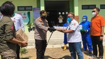 Melihat Perawatan Pasien COVID-19 di Mojokerto yang Sembuh 5-7 Hari