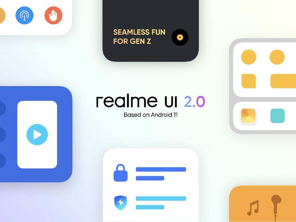 Realme UI 2.0 Akan Segera Hadir, Ini Deretan Fitur Barunya