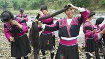 Wanita Suku Yao, Para Rapunzel di Dunia Nyata