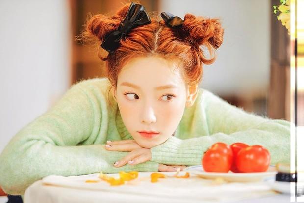Delapan tahun setelah mulai debutnya bersama Girl's Generation, Taeyeon mendapatkan kesempatan untuk debut sebagai artis solo.