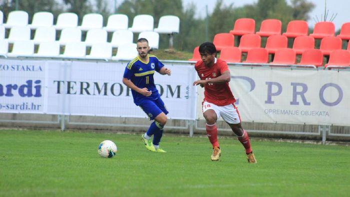 Timnas Indonesia U-19 masih menyisakan satu laga ujicoba di Kroasia kontra Dinamo Zagreb