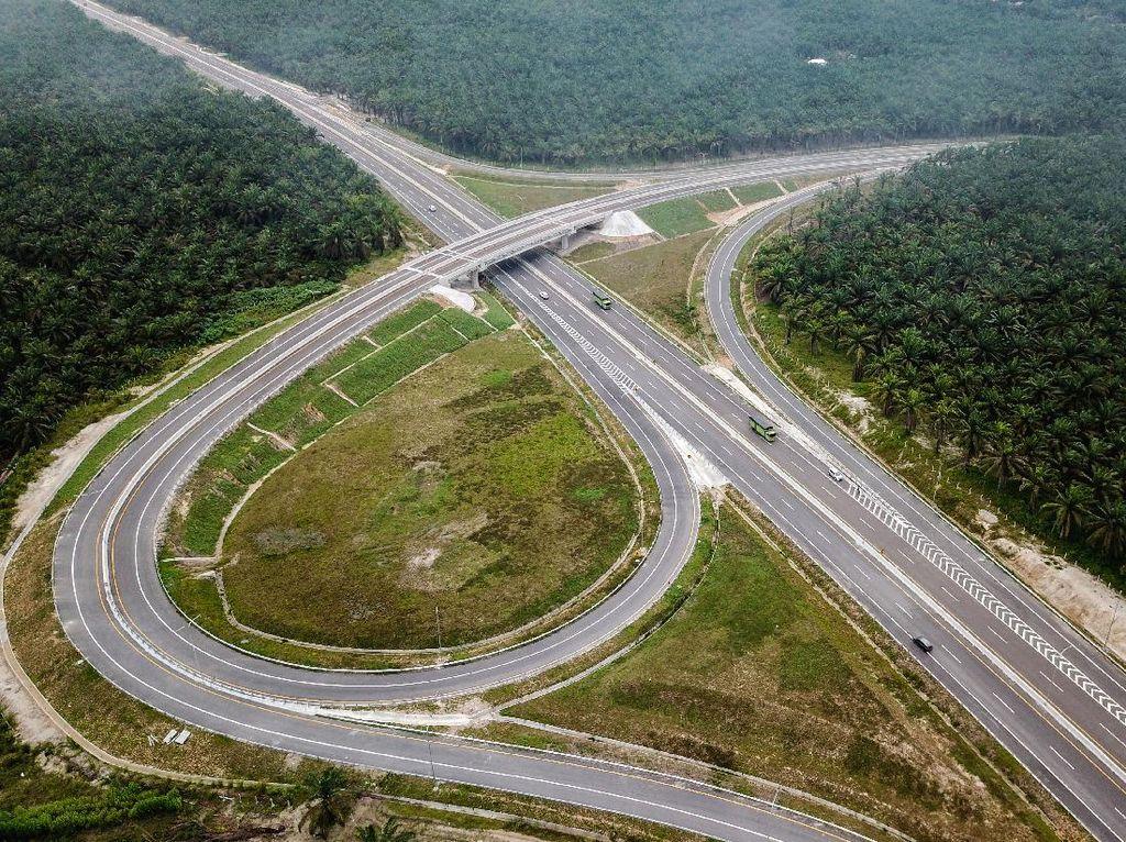 Proyek Tol Trans Sumatera Butuh Suntikan Rp 80 T