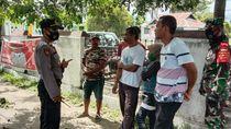 Bisnis Jalur Tikus Masuk Palu Tanpa Rapid Test, 5 Tukang Ojek Ditangkap