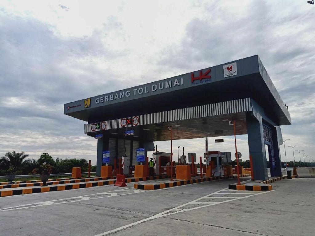 Jalan Tol 616 Km Akan Hubungkan Riau dengan 3 Provinsi